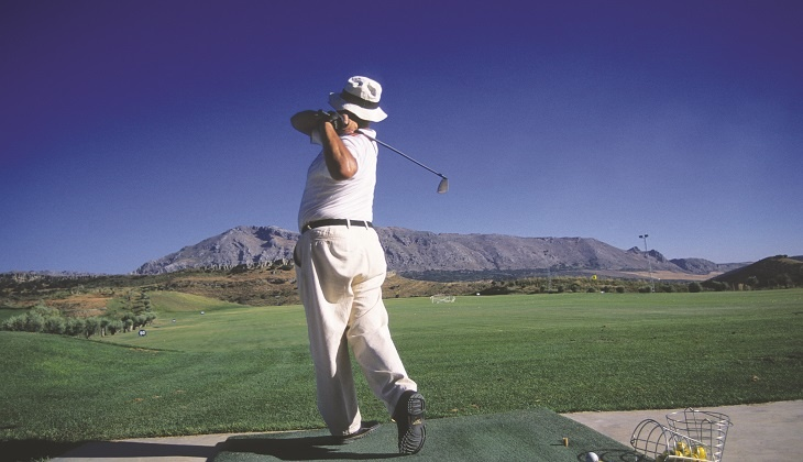 Four tips to play golf at Costa del Sol