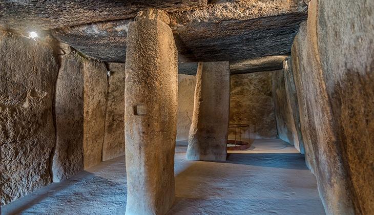 Curiosidades sobre El Sitio de los Dólmenes de Antequera