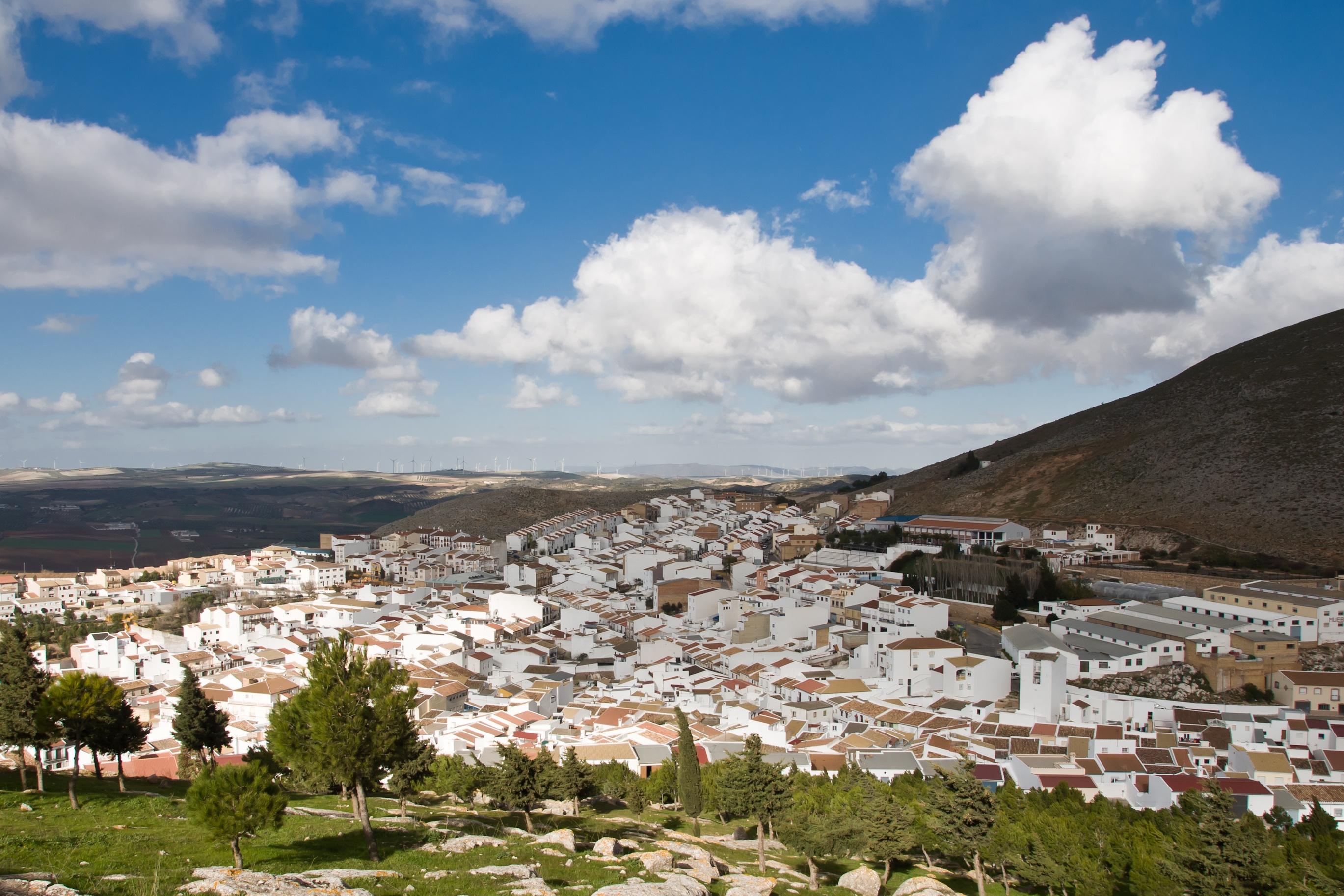 Guadalteba region's eight magical villages