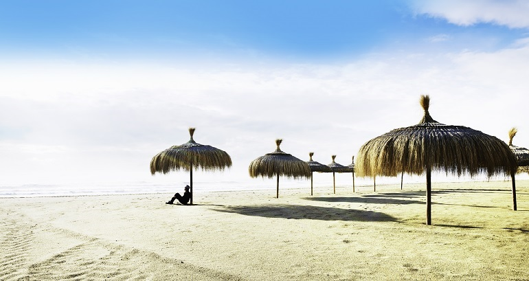 25 Blue Flags for the beaches of the Costa del Sol