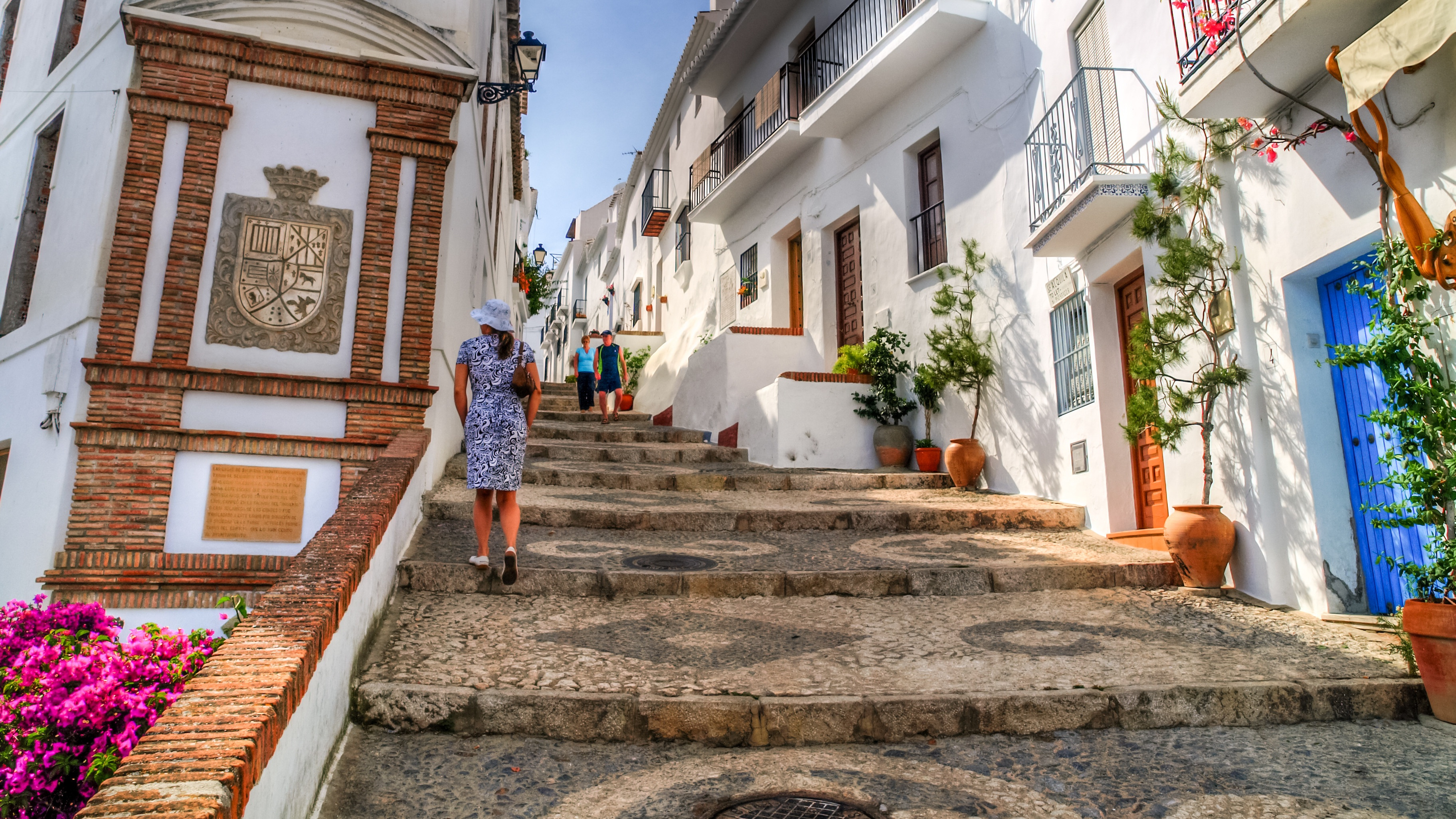 Slow travel in Malaga: a journey through the villages of the Axarquia