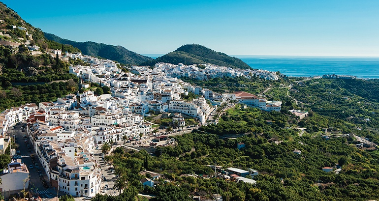 Discover Frigiliana, one of the most beautiful villages in Spain