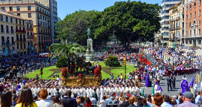 The best plans to enjoy Holy Week in Malaga