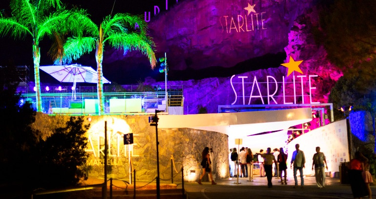 Starlite Festival, Marbella's summer party