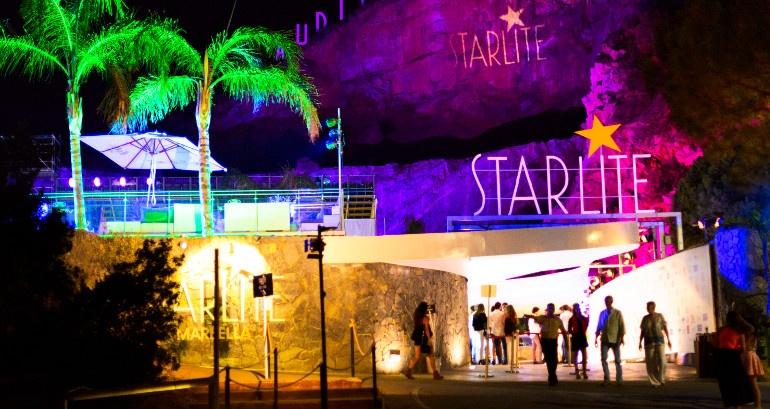 Starlite Festival, Marbella's summer party