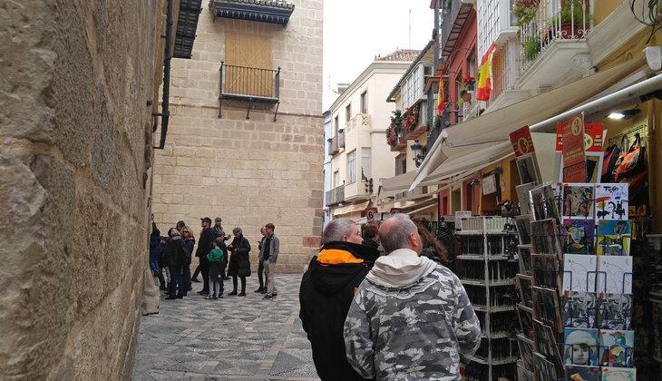 The history of Málaga through its streets