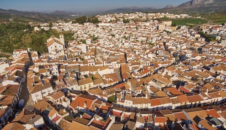Ein Wochenende in den Montes de Málaga