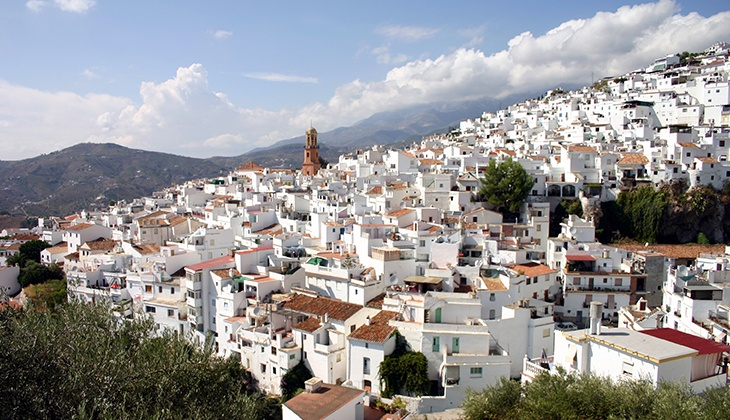 Winter tours through the Gran Senda of Málaga