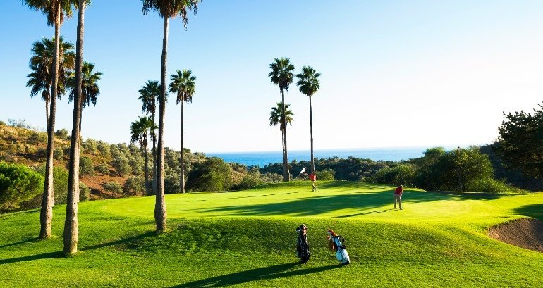 More than 70 opportunities to discover the Costa del Golf
