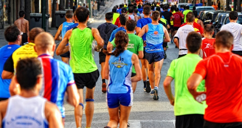 If you are a runner, the Costa del Sol is the perfect place for you