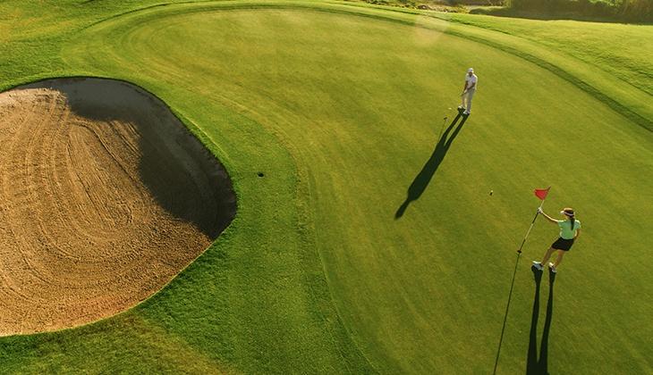 Golf Coast, a paradise for golfers