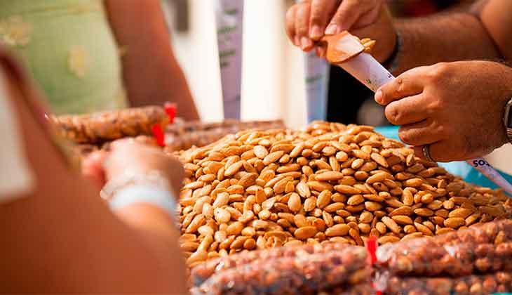 Des fêtes et des foires des villages de Malaga