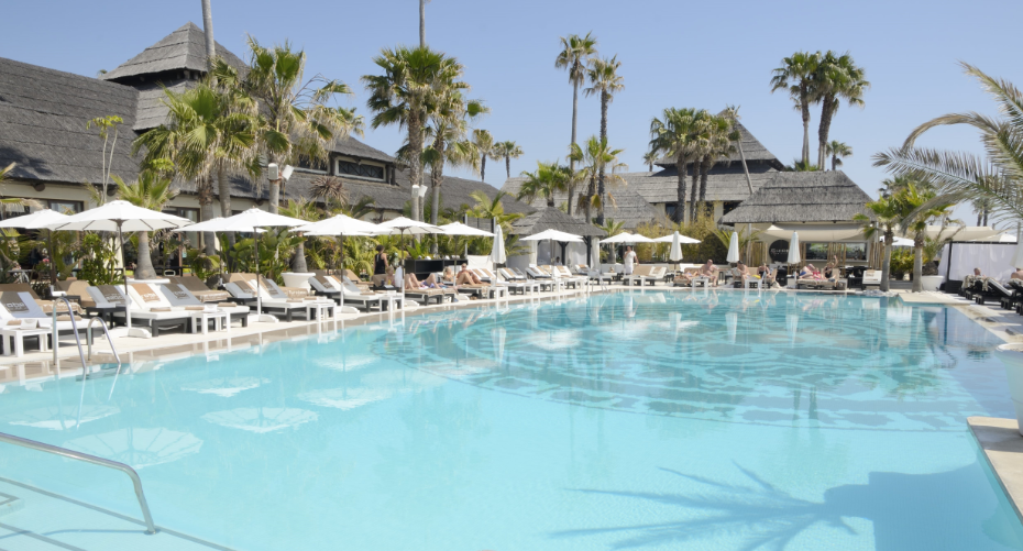 Beach Clubs which will give you an unforgettable experience on the Costa del Sol
