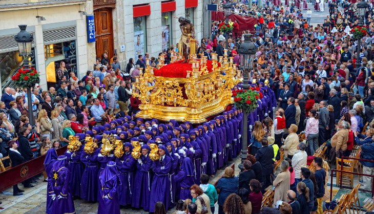 Holy Week in Málaga. Basic guide to make sure you don't miss anything