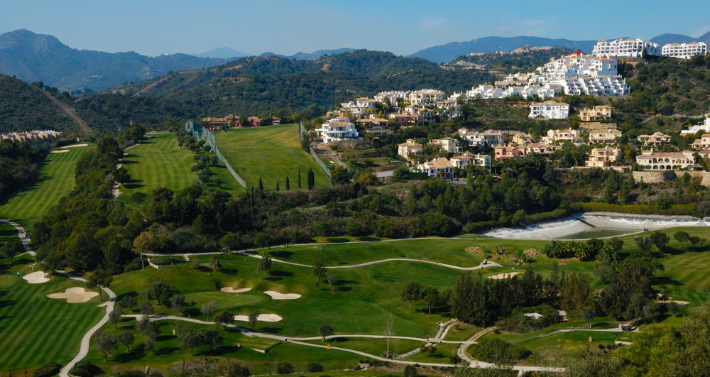 Marbella, the golf paradise