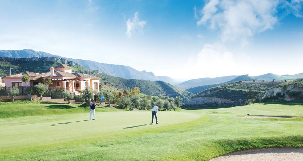 Trois alternatives pour jouer au golf à Málaga