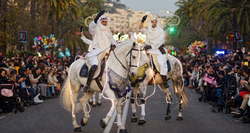 The parades of the Three Kings: fantasy and expectation on the Costa del Sol
