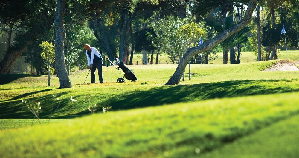 Les trois terrains de golf top sur la Costa del Sol