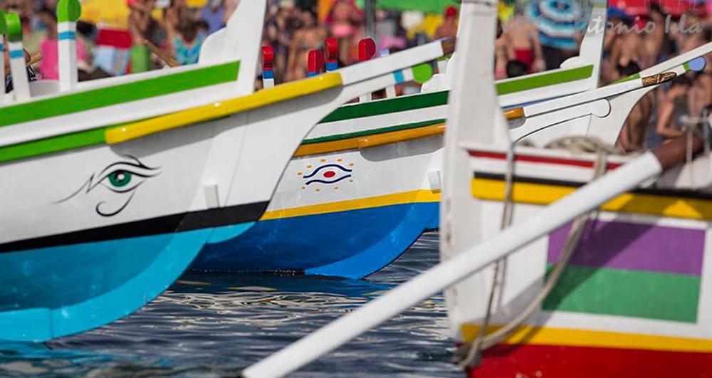 The jabega: the original boat of the Costa del Sol