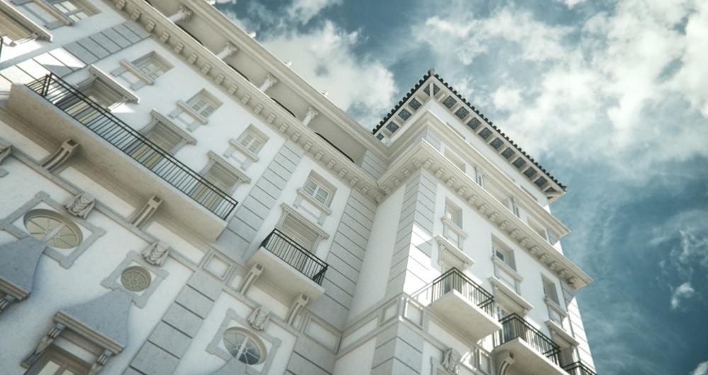 Gran Hôtel Miramar: une histoire plus que magique