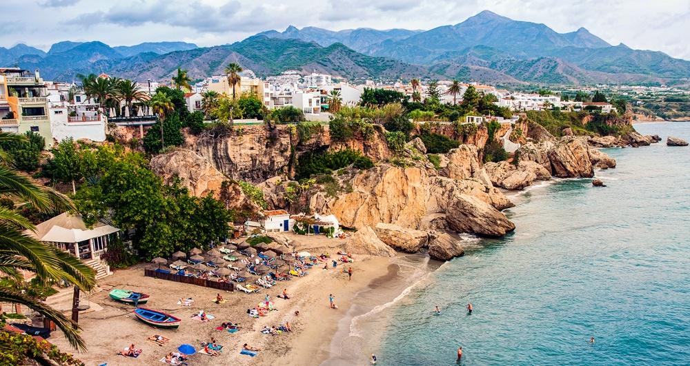 Nerja, der perfekte Ort um Spanisch zu lernen