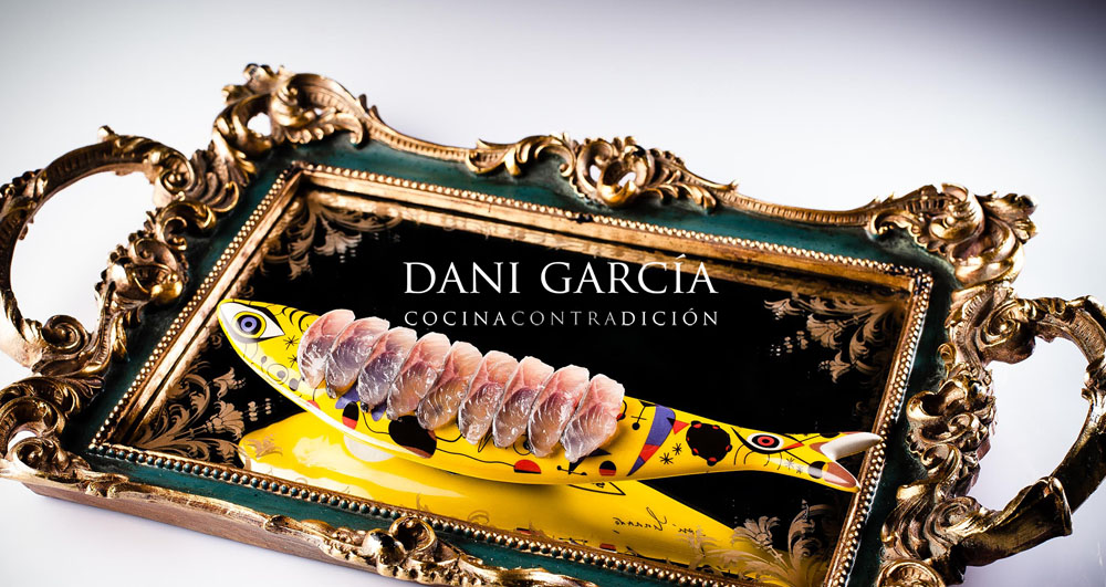 Avant-garde cuisine at the Dani García Restaurant