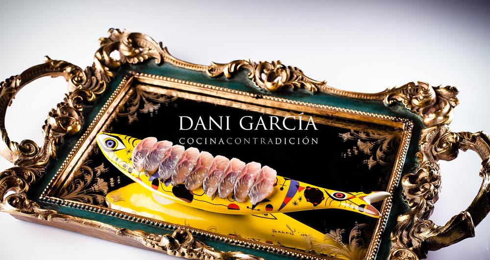 Avant-garde cuisine at the Dani García Restaurant
