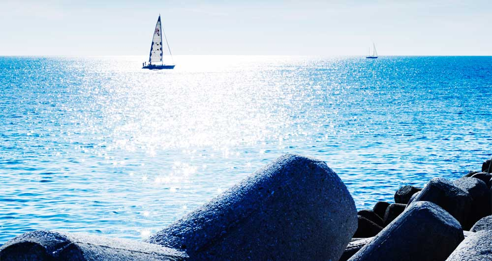 Six tips for ecological sailing