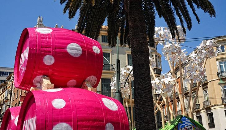 Es lebe die Messe von Málaga