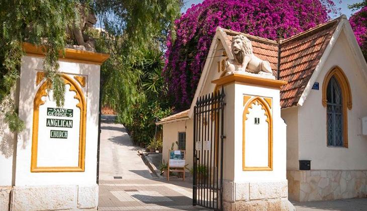Ein Spaziergang über den englischen Friedhof in Málaga