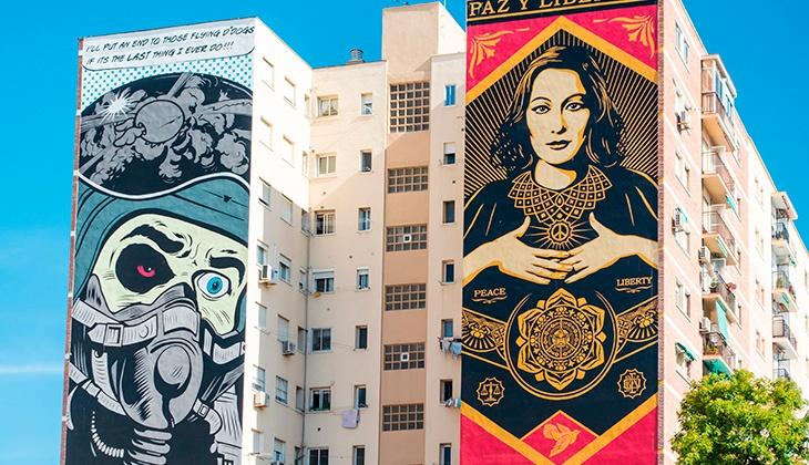 Eine Skizze der Kulturlandschaft der Provinz Málaga