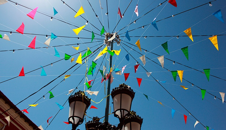 Singuläre Volksfeste mit viel Charme an der Costa del Sol