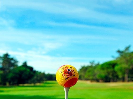 Practise your golf swing at Costa del Sol