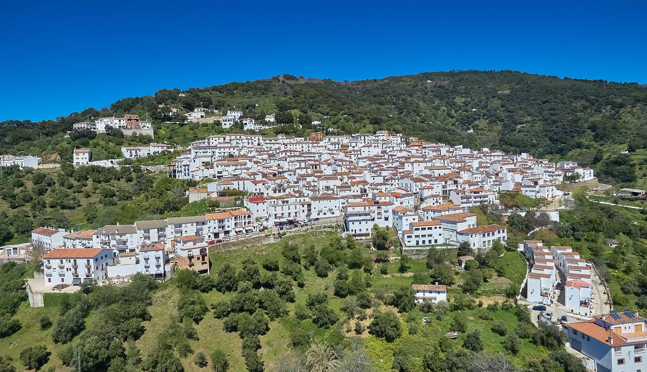 A rural getaway to Jubrique