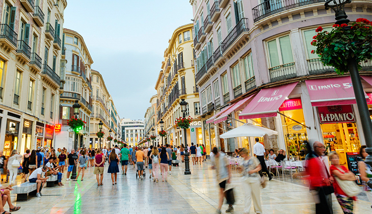 Exploring Málaga in one day
