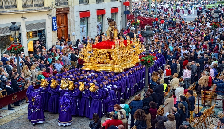 Experience the emotion of Málaga's Easter