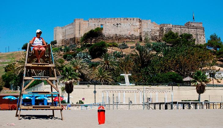 Die Geschichte des Castillo de Sohail in Fuengirola