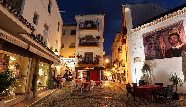 Tournée des 'tapas' à Marbella: avant-garde et tradition