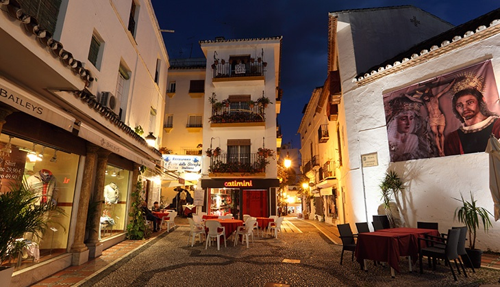 Tapas at Marbella: avant-garde and tradition